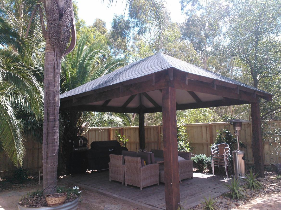 Gazebo Kits Amp Diy Pergola Kits Australia Lifetime